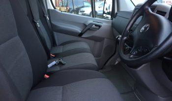 2016 -VW Crafter CR35 ELWB – GM16 UWK full