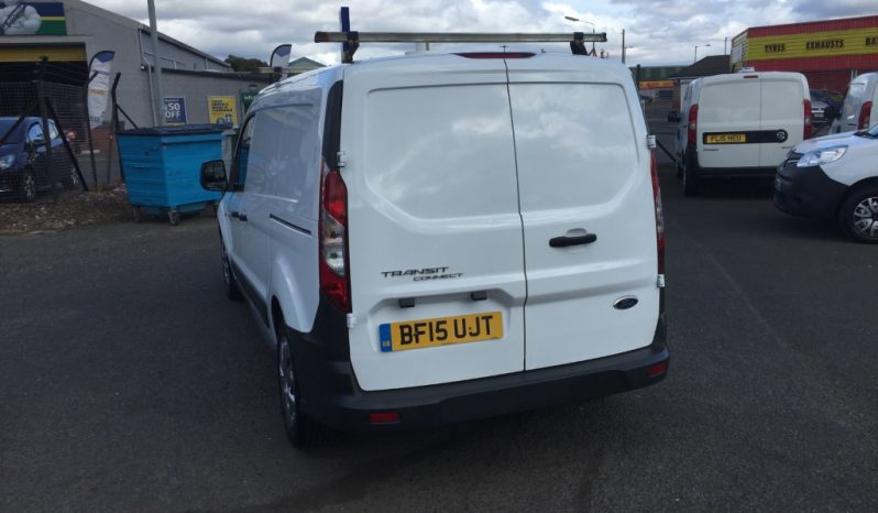 2015 – Ford Connect L2 – BF15 UJT full