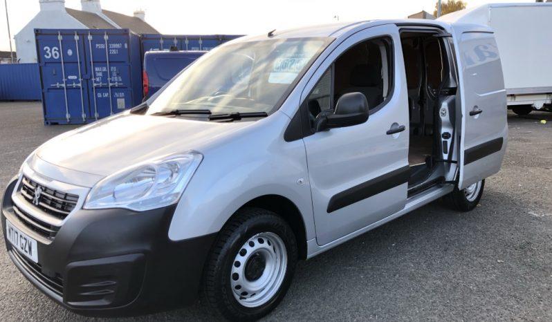 2017 -Peugeot Partner L2 – MT17 GZW full